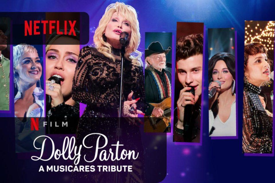Dolly Parton: A MusiCares Tribute un tributo alla leggenda americana