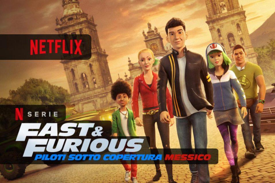 Fast & Furious: Piloti sotto copertura arriva su Netflix la Stagione 4