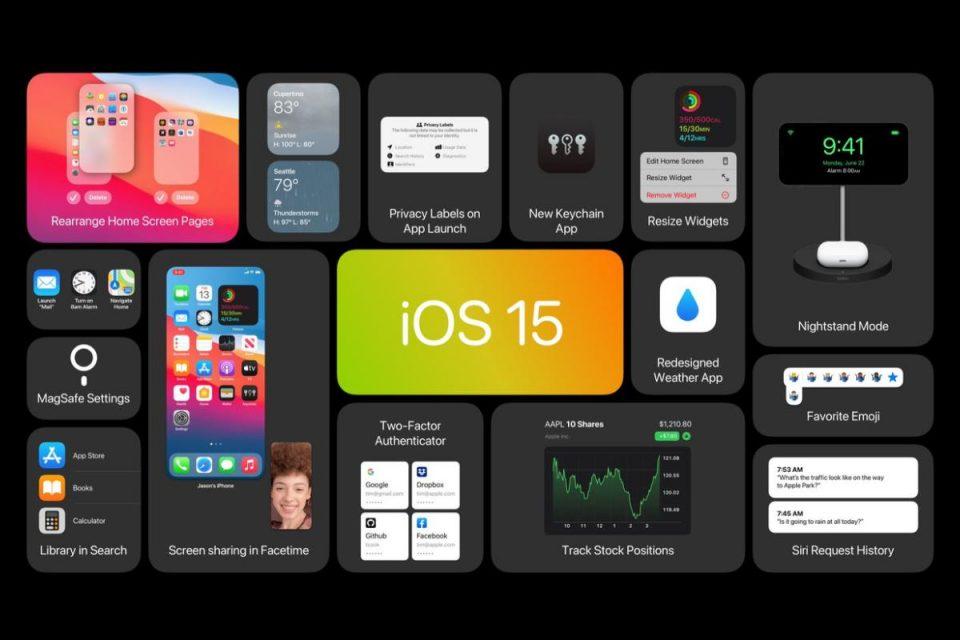 Grandi cambiamenti attendono iOS 15, afferma Mark Gurman