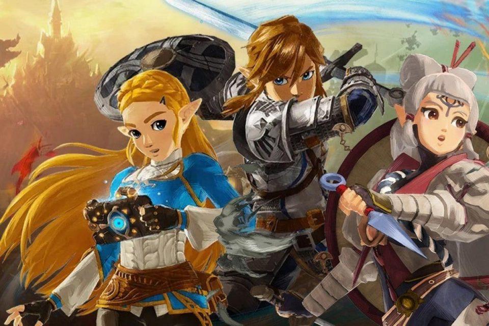Hyrule Warriors: Age of Calamity da record con 3,7 milioni di unità vendute