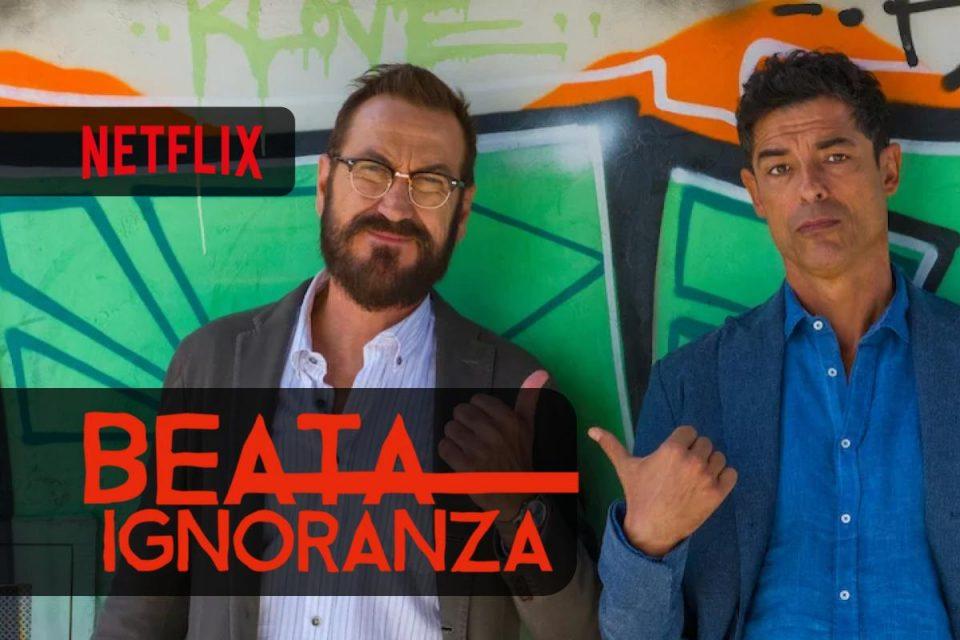 Il Film Beata ignoranza è arrivato su Netflix