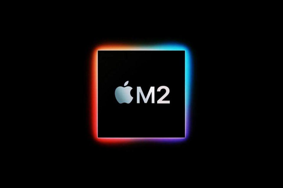 Il processore M2 di Apple entra nella produzione di massa per i nuovi MacBook Pro