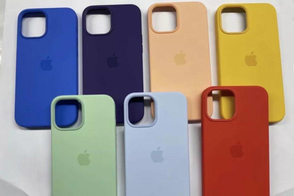 Le custodie MagSafe per iPhone 12 sono trapelate in nuovi colori: ecco il tuo primo sguardo
