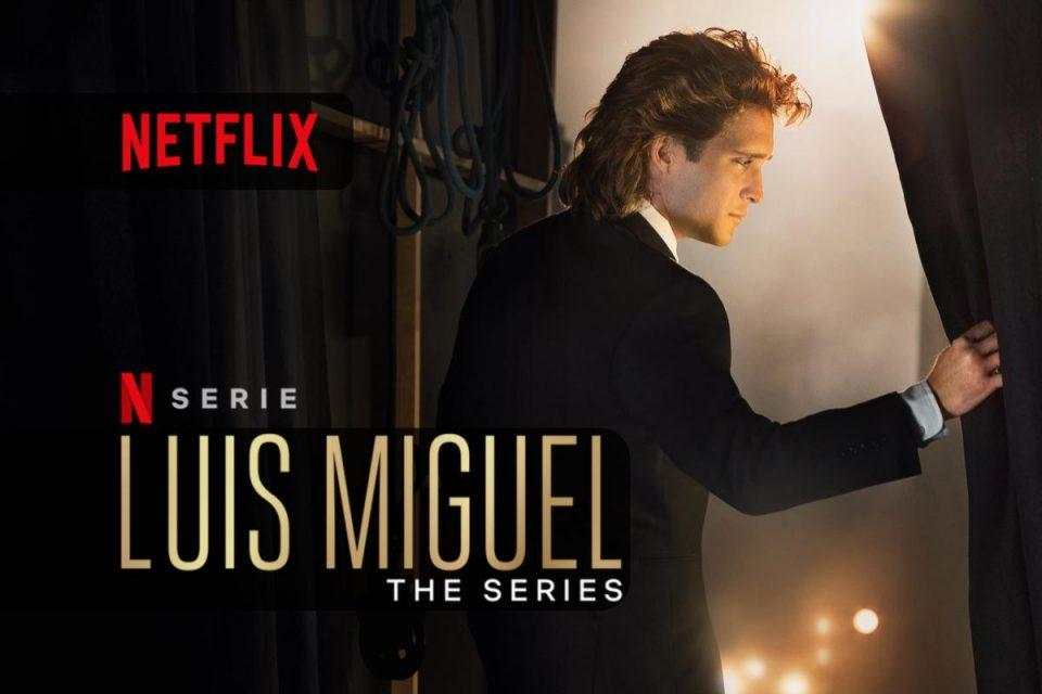 Luis Miguel - La serie arriva oggi su Netflix la Seconda Stagione in streaming