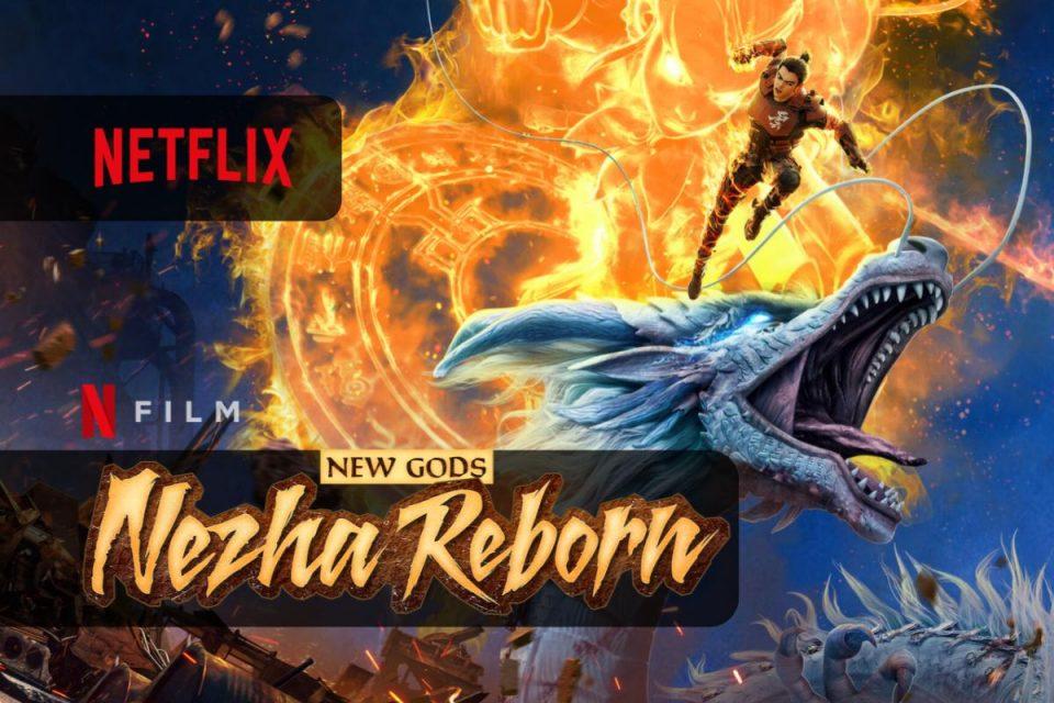 New Gods: Nezha Reborn un film d'azione fantasy animato in 3D