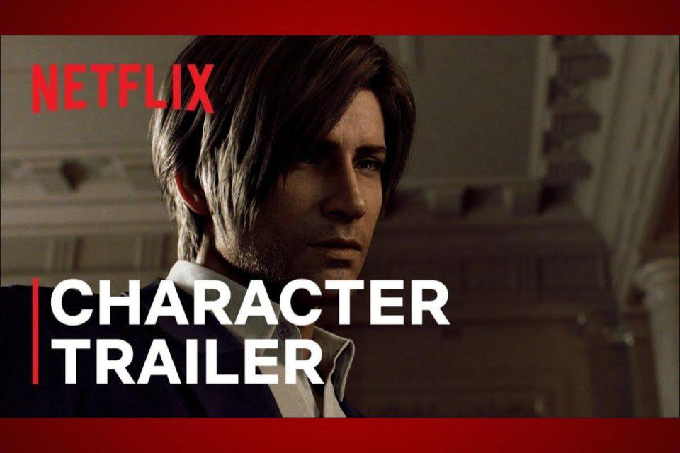 Resident Evil: Infinite Darkness Netflix presenta un nuovo trailer