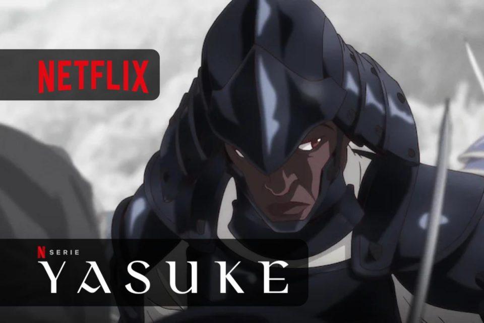 Yasuke disponibile da oggi la Prima Stagione solo su Netflix