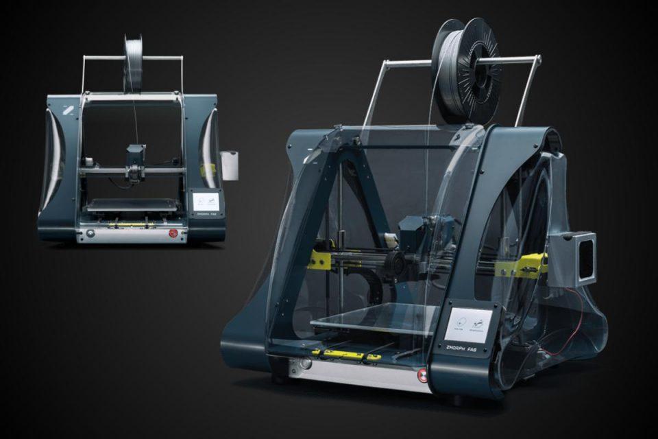 Zmorph presenta la nuova stampante 3D i500 ad uso industriale