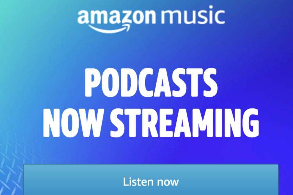 amazon music presenta i podcast gratis