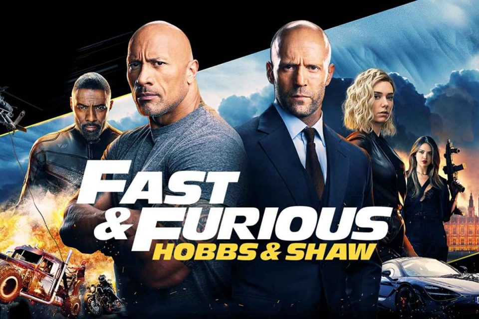 fast & Furious Hobbs & Shaw film amazon prime video