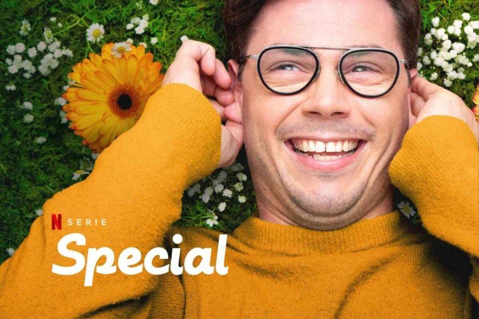 special netflix serie commedia
