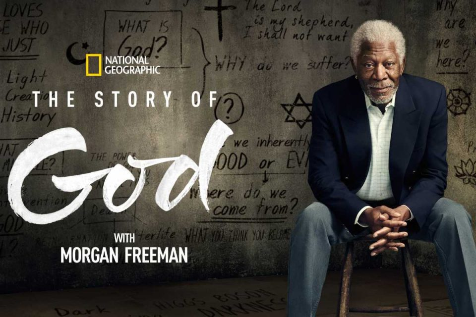 the story of god con morgan freeman serie national geographic disney plus