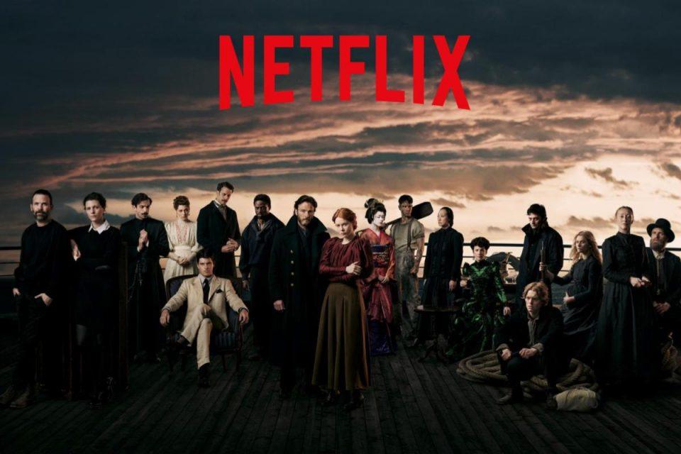 """""""1899"""": Gli ideatori di DARK avviano la produzione di una nuova serie Netflix"""