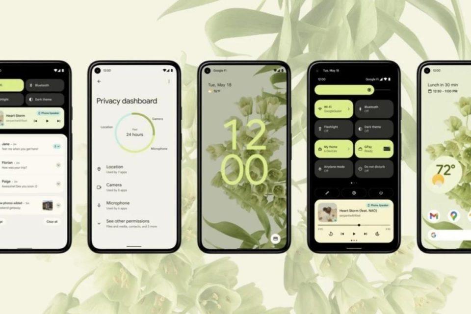 Android 12 Beta è ora disponibile per il download su questi telefoni