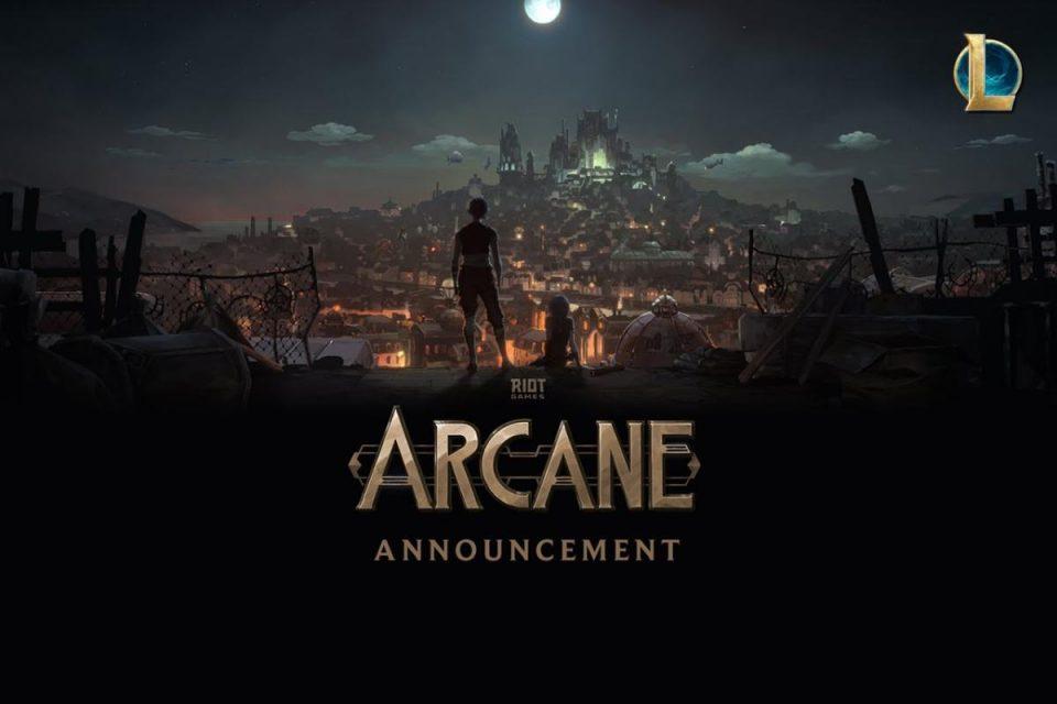Annunciata la serie animata Arcane di Riot su Netflix per il 10° anniversario di League of Legends