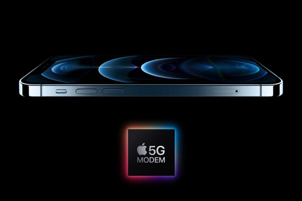 Apple prevede di adottare il proprio chip 5G su iPhone