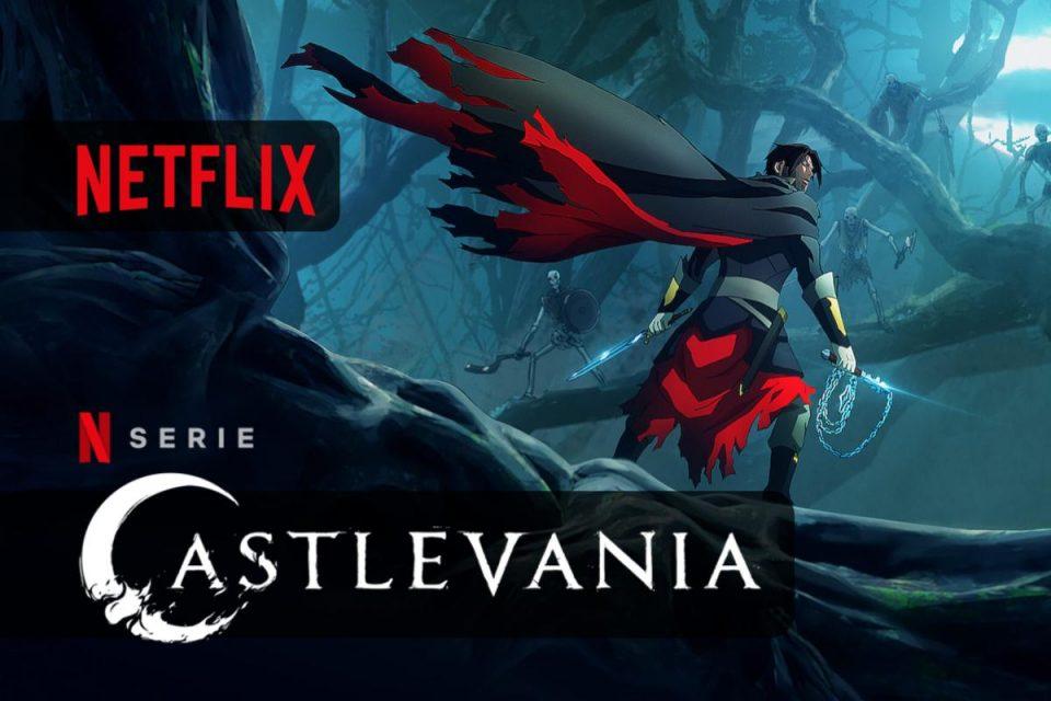 Castlevania disponibile da oggi la stagione 4 su Netflix