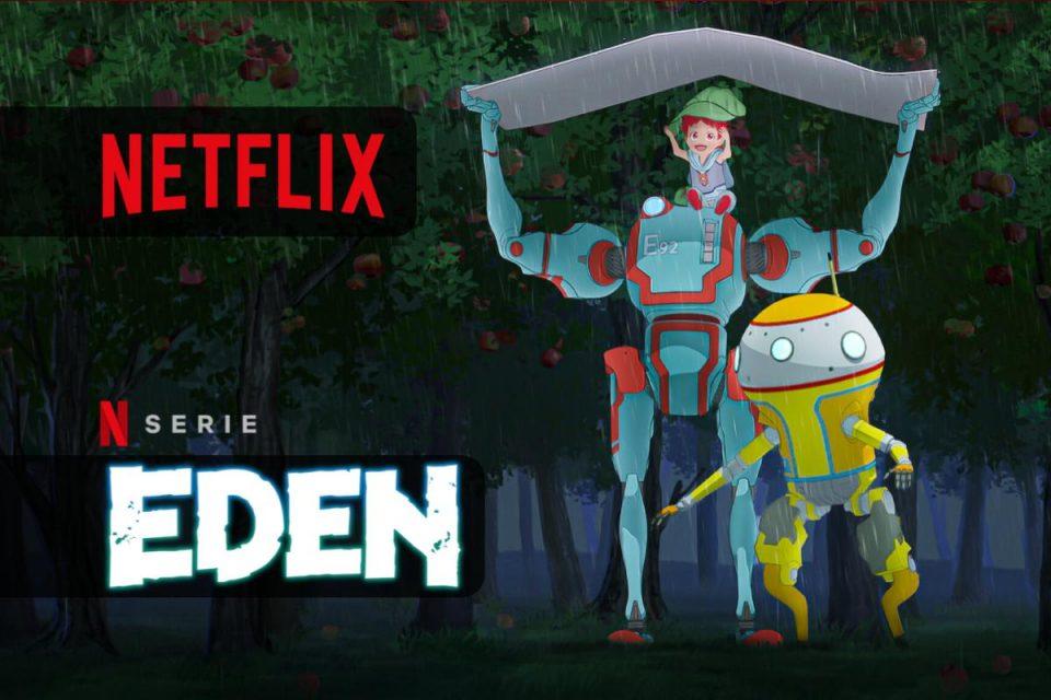 Eden disponibile da oggi la prima stagione su Netflix