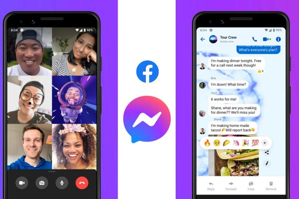 Facebook Messenger ora vanta oltre 5 miliardi di download solo su Android