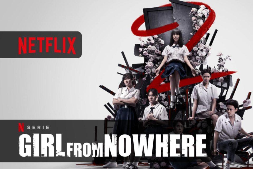Girl from Nowhere guarda subito la stagione 2 su Netflix