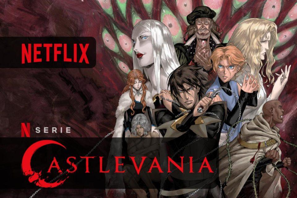 Guarda il trailer in italiano della Stagione 4 di Castlevania di Netflix