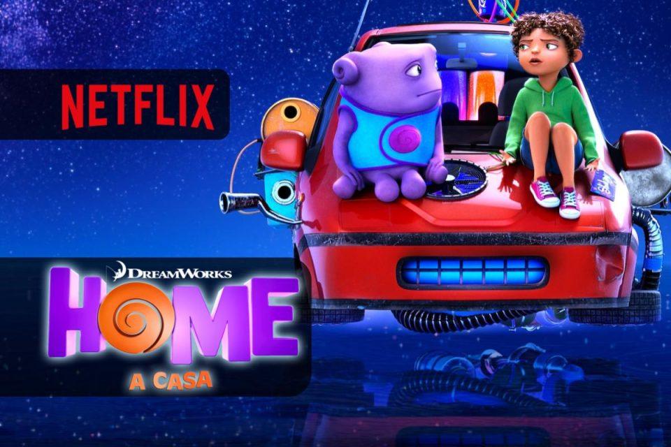 Home - A casa: un Film su Netflix per tutta la famiglia
