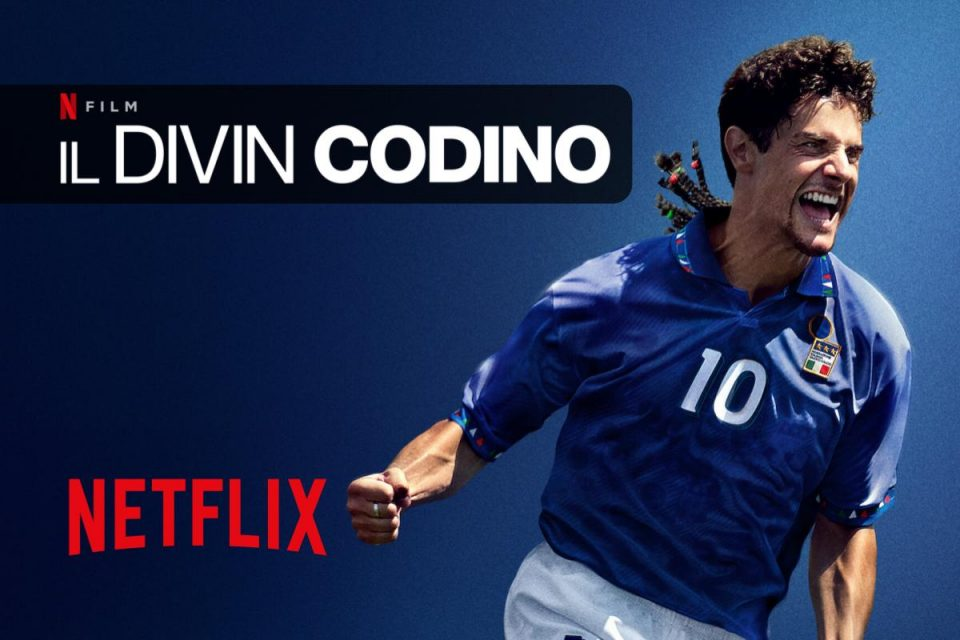 Il Divin Codino il Film su Roberto Baggio uno dei migliori calciatori di tutti i tempi