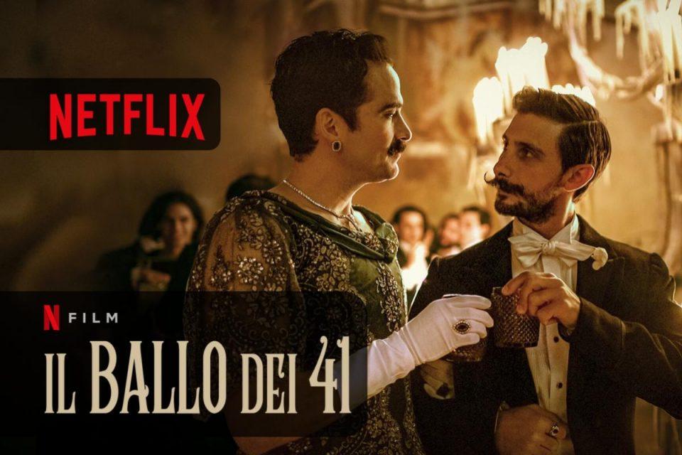 Il ballo dei 41 un nuovo film LGBTQ basato su storia vera arriva su Netflix