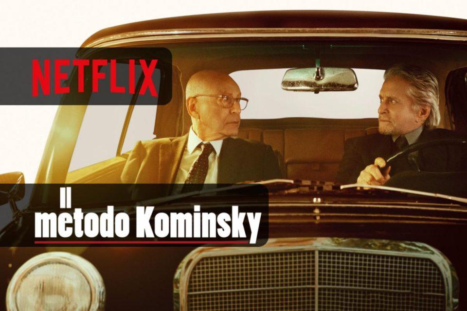 Il metodo Kominsky guarda ora la Stagione 3 su Netflix
