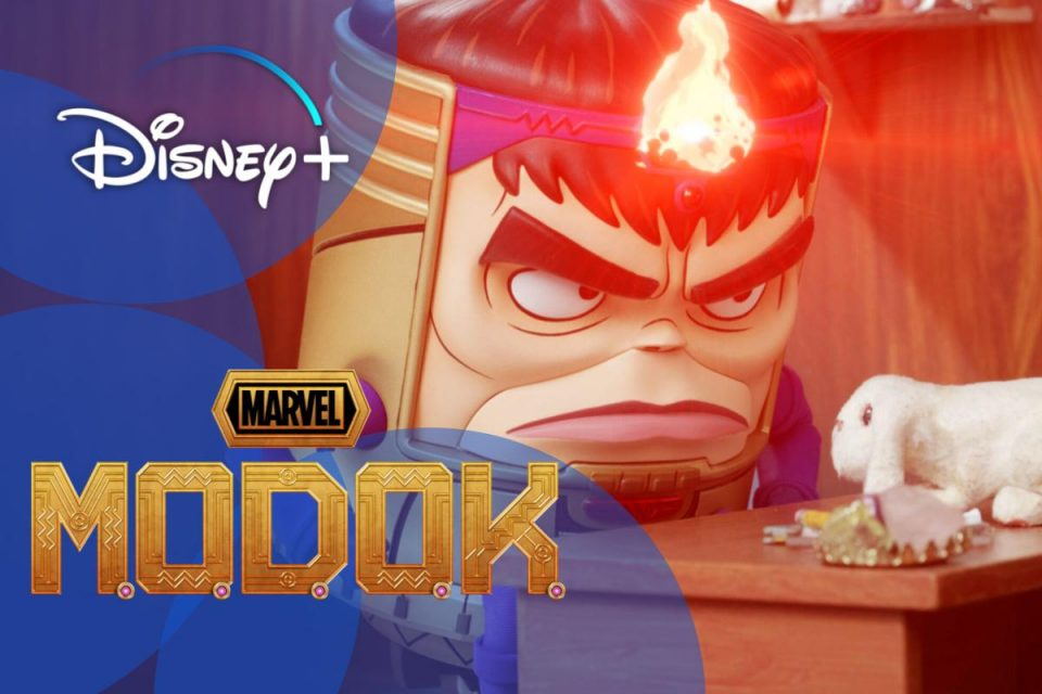 MODOK arriva la serie Marvel con il supercattivo megalomane solo su Disney+