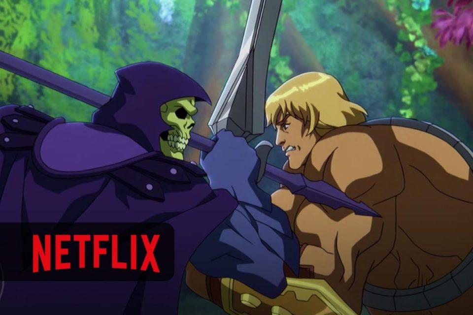 Masters of the Universe: Revelation è in arrivo su Netflix