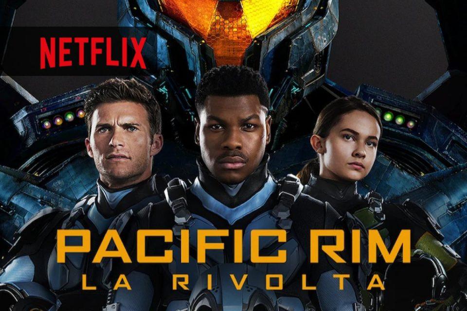 Pacific Rim - La rivolta arriva in streaming su Netflix