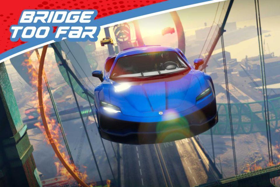 Presentazione delle nuove gare stunt di GTA Online