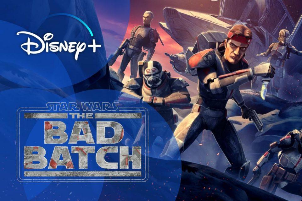 Star Wars: The Bad Batch disponibile da oggi su Disney+