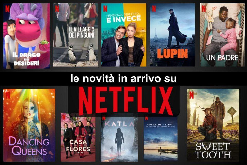 Tutte le novità di Netflix in arrivo a giugno