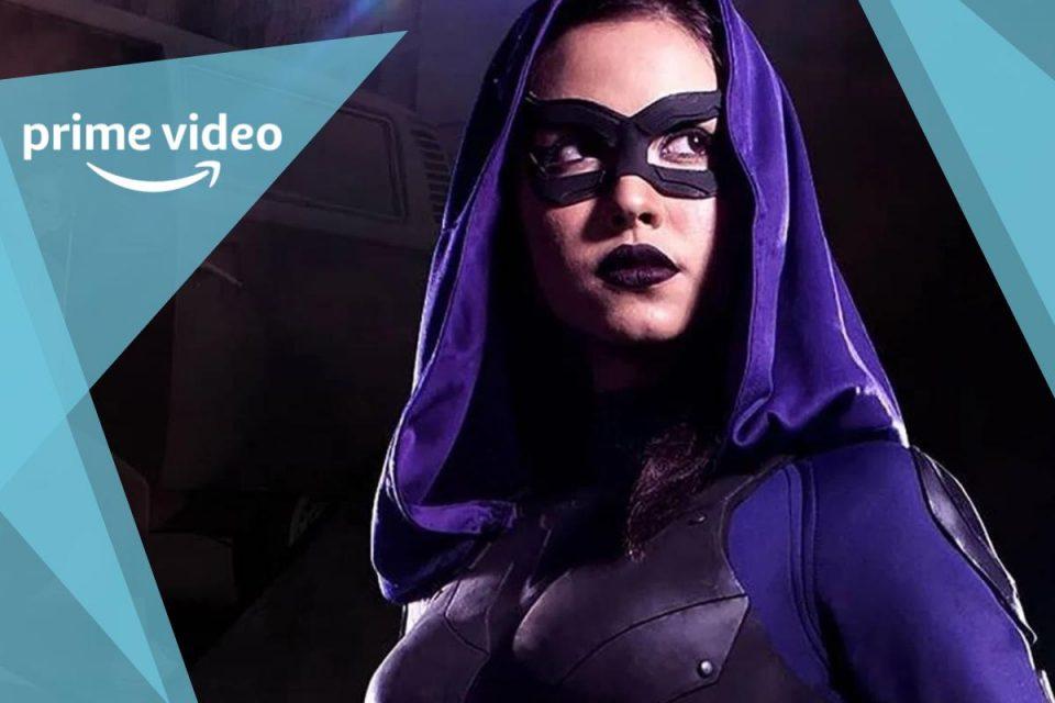 Valentine - The Dark Avenger disponibile su Prime Video