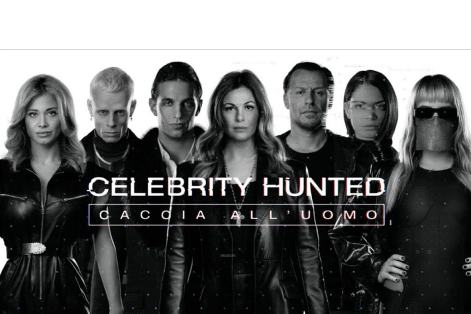 celebrity hunted 2 amazon prime video italia