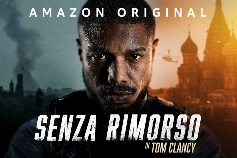 senza rimorso di tom clancy amazon prime video