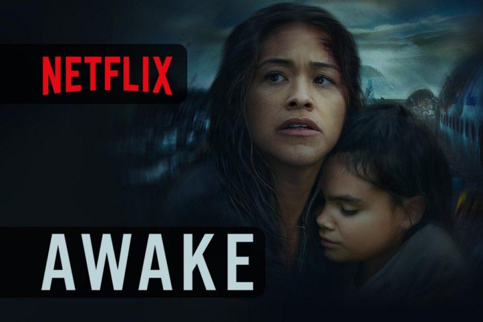 Awake una lotta contro il tempo per salvare la famiglia in questo thriller su Netflix