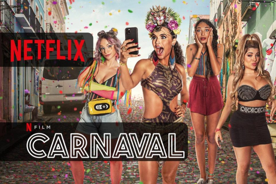 Carnaval Netflix una giovane influencer a caccia di un milione di follower