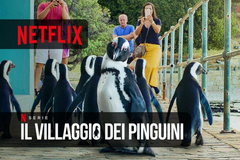 Il villaggio dei pinguini guarda la prima stagione su Netflix