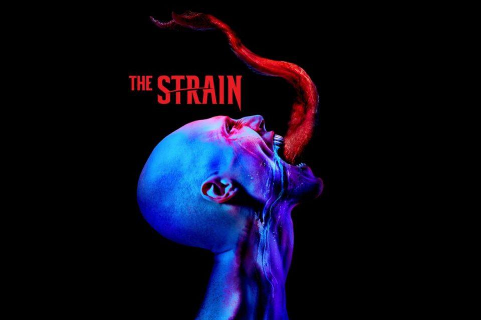 """In prima visione le quattro stagioni di """" The Strain"""""""