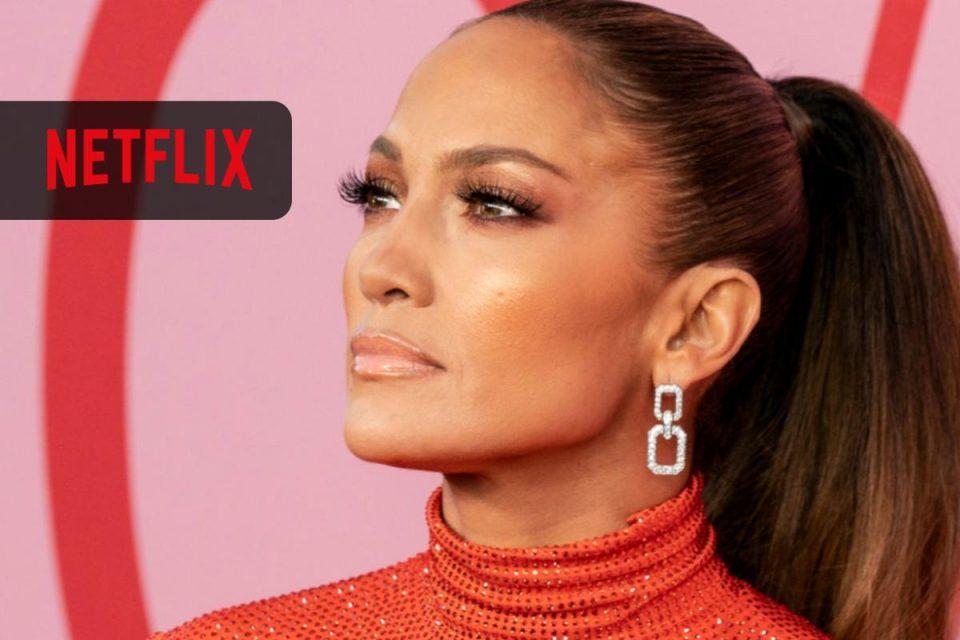 Jennifer Lopez firma un contratto di produzione pluriennale con Netflix