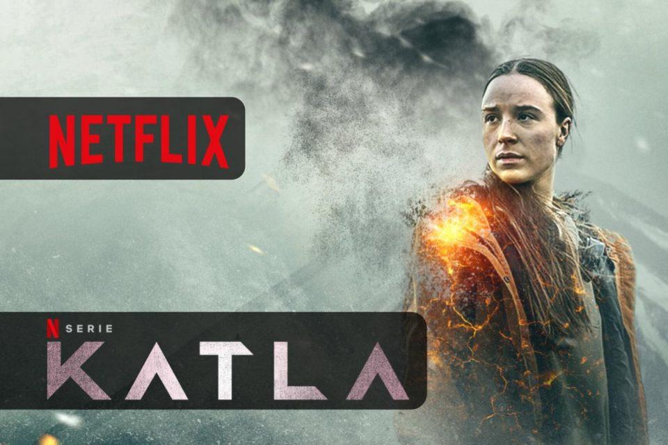 Katla disponibile da oggi la prima stagione della serie Thriller Sci-Fi di Netflix