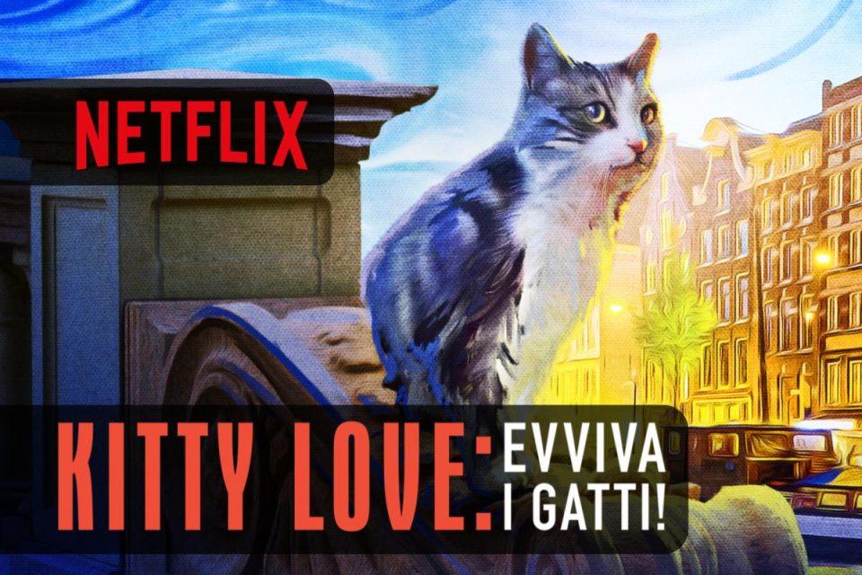 Kitty Love: evviva i gatti! il documentario con il gatto più famoso dei Paesi Bassi
