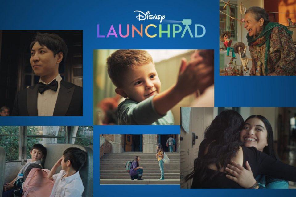 Launchpad una serie di cortometraggi indipendenti prodotti dalla Walt Disney Pictures