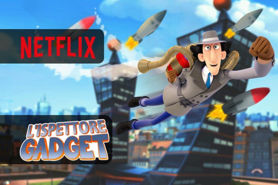 L'ispettore Gadget torna su Netflix con nuovi episodi