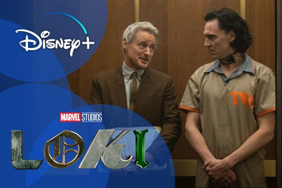 Loki disponibile da oggi il primo episodio della Stagione 1 su Disney+