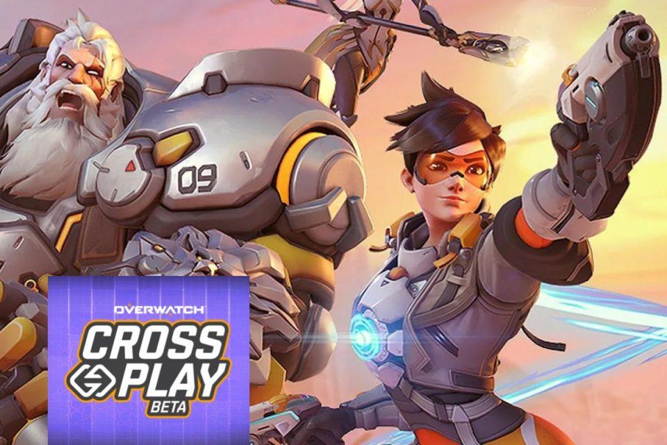 Overwatch ottiene il cross-play tra giocatori PC e console