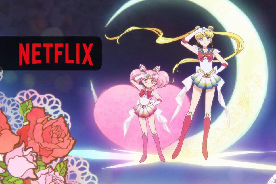 Pretty Guardian Sailor Moon Eternal - Il film in arrivo su Netflix